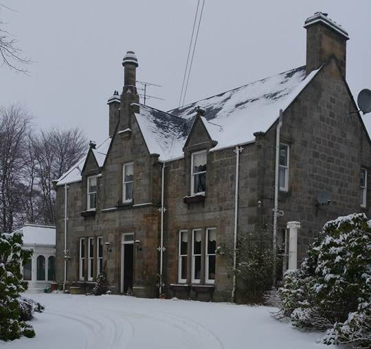ravenscourt guest house grantown